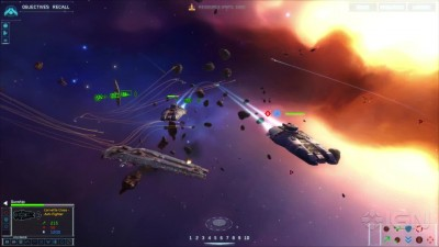 "Homeworld Remastered ""Геймплей с PAX South 2015"""