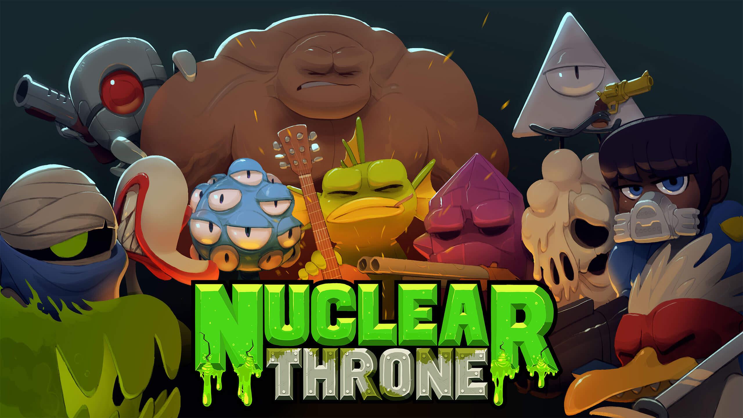 Nuclear Throne и другие инди-игры получили 90% скидки в Steam