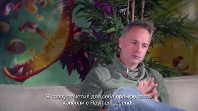 Интервью с Мишелем Анселем о Rayman Legends: Definitive Edition на Nintendo Switch