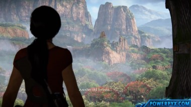 Uncharted The Lost Legacy - Получение трофея Your Prize.