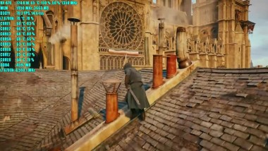 Assassins Creed Unity RX 470 4GB OC & i7 6700K | 1080p - 1440p & (4K) 2160p | Фреймрейт ТЕСТ