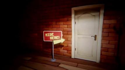 Hello Neighbor - геймплейный трейлер 01 минут