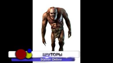 Stalker Online: Монстры Часть #1 (Бляки и Бруторы)