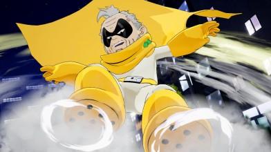 Bandai Namco опубликовали новые скриншоты из My Hero: One's Justice