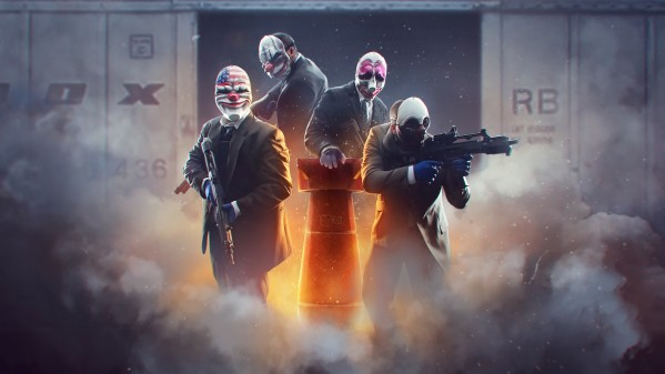 Payday mission 6