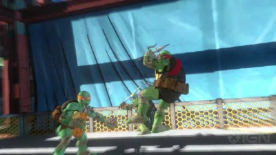 Новый трейлер Teenage Mutant Ninja Turtles: Mutants in Manhattan