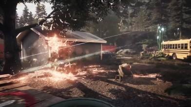 Геймплейный трейлер Earthfall E3 2018
