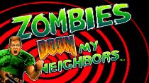 Мод для Doom возрождающий старую 16-ти битную игру