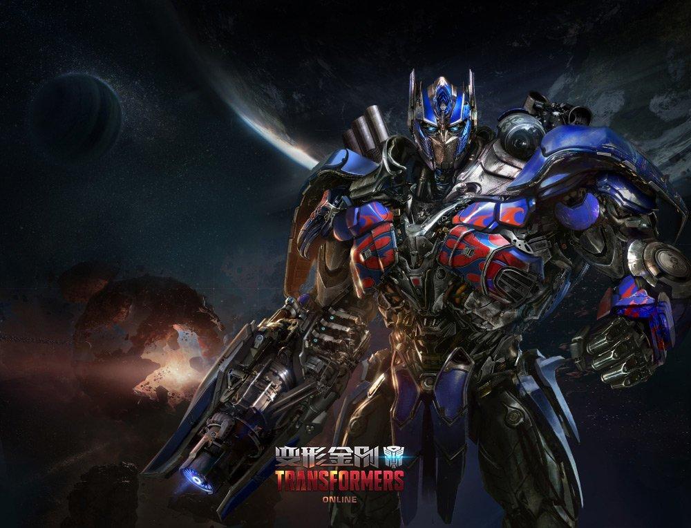 скачать игру Transformers Online через торрент - фото 4