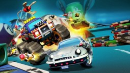 Релиз перевода Micro Machines World Series
