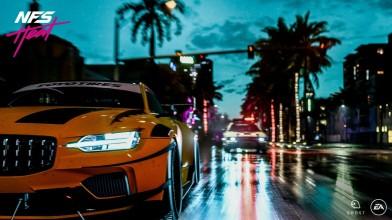 Копы в Need for Speed: Heat