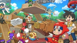 Информация по созданию блоков и ниндзя в симуляторе строителя от Bandai Namco, Ninja Box
