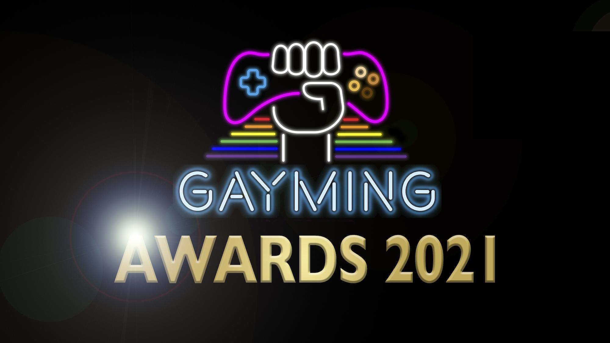 Gayming Awards 2021: Анонсирована первая церемония вручения наград, полностью посвященная видеоиграм с ЛГБТ-тематикой