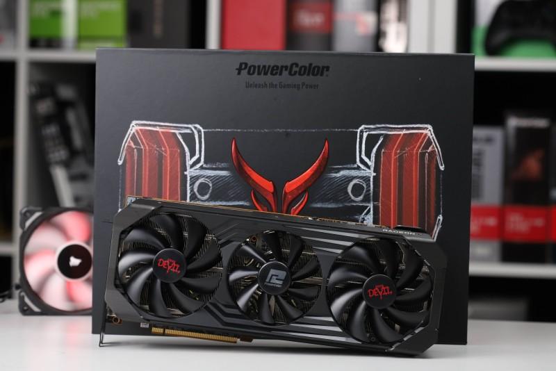 """Самая """"дьявольская"""" среди Radeon RX 6800 XT. PowerColor Radeon RX 6800 XT Red Devil будет выпущена ограниченным тиражом"""