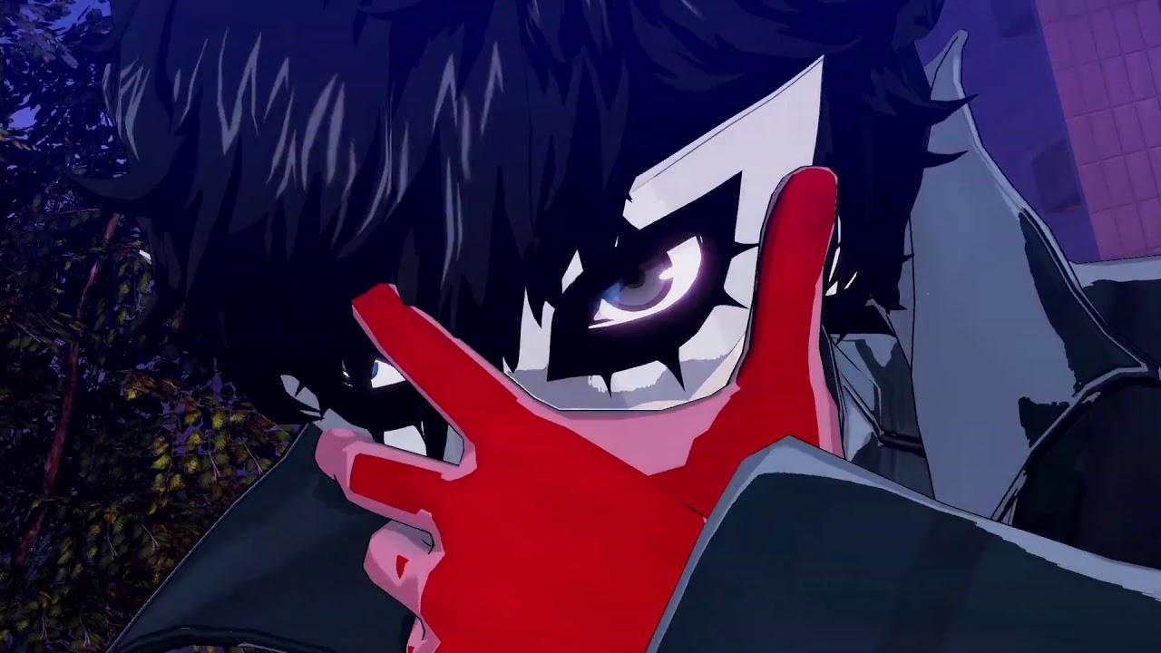 Второй трейлер Persona 5 Scramble: The Phantom Strikers