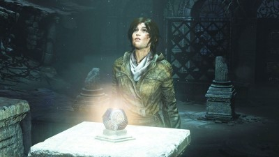 Square Enix рассказал о версии Rise of the Tomb Raider для Xbox One X