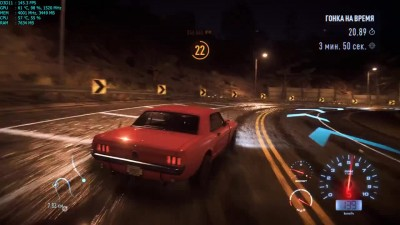 Need for Speed 2015 GTX 980 Ti Gigabyte Xtreme Gaming + i7 6700K Gameplay