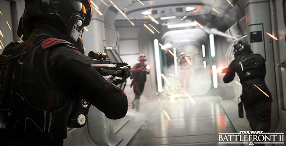 Создатели Star Wars: Battlefront 2 ускорили прокачку героев в4 раза