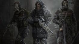 Автор постера S.T.A.L.K.E.R. 2 опубликовал другие свои работы по игре