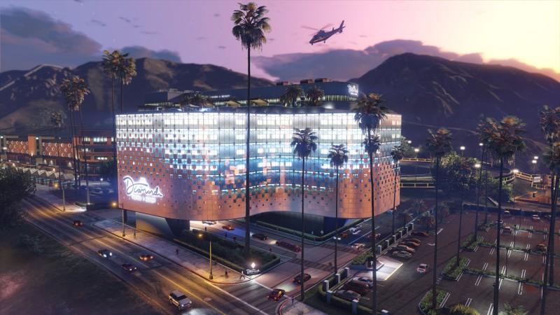 Гранд-казино GTA V Online
