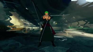 One Piece: World Seeker - трейлер DLC The Void Mirror Prototype