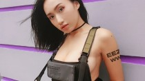 Индонезийка выиграла в конкурсе косплея по Cyberpunk 2077 на TGS 2019